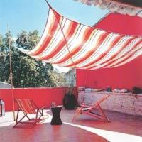 China Outdoor patio sun shade Rectangle Shade Sails with Stainless Frame on sale