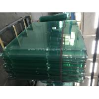 8mm Thick Heat Treating Tempered Safety Glass Window And Door Manufactures