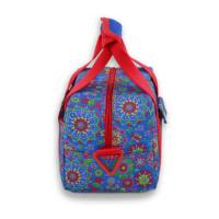 China Extra Large Insulated Cooler Bags Flower Printed Waterproof Aluminum Foil Inner on sale