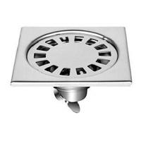 Stainless Steel Floor Trap Drains Sanitary Cleanout Floor Drainer Manufactures