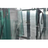 Fencing French Green Laminated Security Glass With High Temperature Manufactures