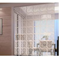 China alibaba top ten stainless steel screen partition room dividers for Qatar Dubai market Manufactures