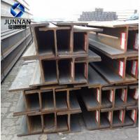 China GB standard steel profile hot rolled welded H beam / steel h-beam sizes on sale