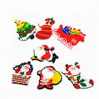 Beautiful Design Eco-friendly Silicone Fridge Magnet made in China