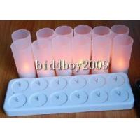China Rechargeable Tea Light Candles wholesale