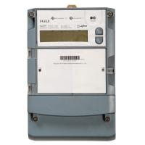 IEC Standard Multirate Watt Hour Meter