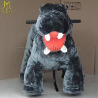 Hansel Happy Rider Toys plush toy coin box in guangzhou Manufactures