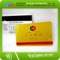 Smart Contactless RFID ID Card with Magnetic Strip for Identification Access Control (CR80) Manufactures