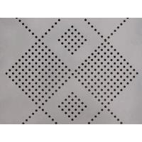 China Carbon Steel Square Shape Perforated Metal Sheet,Steel Perforated Metal Sheet on sale