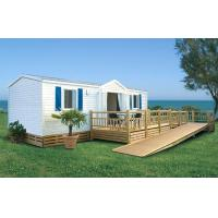 Europe Style Prefabricated Mobile House / Luxury Mobile Homes For Living / colorbond roofing Manufactures
