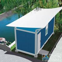 China 20ft Economic Living Prefab shipping Containers homes for storage wholesale