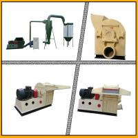 China Wood/Waste Paper/Stalk crusher,Wood Hammer Mill with CE&ISO9001 on sale