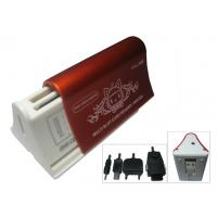 China Fashion red small and compact size 23 in 1 mini usb card reader with mobile recharger on sale