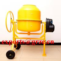 China Low Price High Quality 180L Electric Mortar Cement Mixer Concrete Mixer for Sale on sale