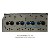 Buy cheap Isuzu ELF 250 4BD1 Cylinder Head Tapa De Cilindro 8-97141-821-1 8-97141-821-2 from wholesalers