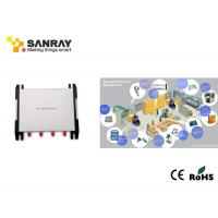 Long Distance Four Port RFID Reader WIFI 840~960 MHz Working Frequency Manufactures
