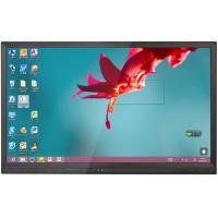 New 86 Inch Ultra thin touch screen monitor with factory price for education Manufactures