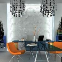 China Living Room 3D Wallpaper wholesale