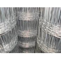 China Hot Dipped Galvanized Border Field Wire Fence With High Security on sale