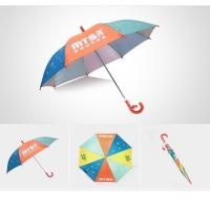 China Advertising Kids Umbrella Children Promotional Umbrella Direct Factory wholesale