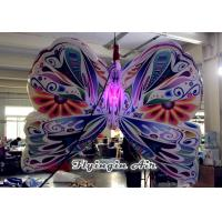 Hanging Led Inflatable Butterfly Wings with Light for Party and Wedding Decoration Manufactures