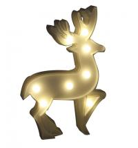 China Reindeer kids night light  Christmas gift on sale