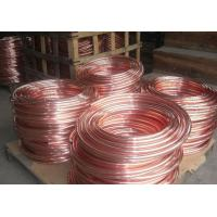 Refrigeration Pancake Copper Coil Tube Manufactures