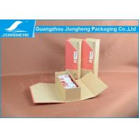 Rigid Paper Cardboard Gift Boxes with Double Door , Tea Packaging Boxes Manufactures