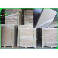 China Laminated Grey Cardboard 3mm For Book And Magazine Covers Postcards on sale