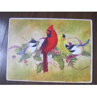 China Decoration Wooden Placemats And Coasters , Protects Table From Water Marks wholesale