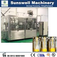 High Frequency Beverage Processing Machine Fruit Works Apple Raspberry Manufactures