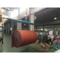 China Horizontal Dipping Production Line Of Curtain Cloth Energy Saving on sale