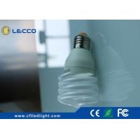 CFL Bulbs Half - Full Spiral 23W Compact Fluorescent Lamps E27 Base 8000H