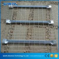 China Galvanized wire mesh decking stainless steel pallet rack on sale