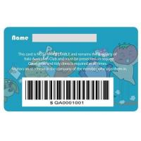 Barcode Card, RFID Barcode Card, UV barcode card, Print a variety of barcode Manufactures