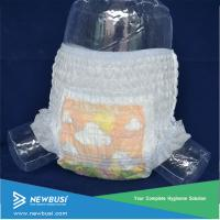 Wholesale high quality colored disposable Sleepy baby cloth diaper manufacturers in china Manufactures