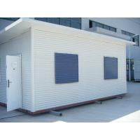 China Environmentally Friendly Prefab Mobile Homes Quick Assemble wholesale
