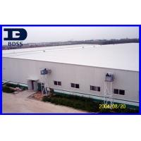 China Custom Corrugated Long Span Steel Structures Galvanized Q345 wholesale