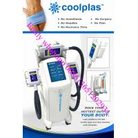 slimming machine Coolplas cryolipolysis fat freezing liposuction sincoheren criolipólise Manufactures