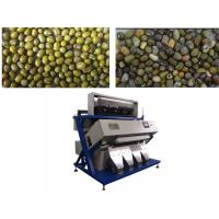 China 10 Inch LED Screen of Bean Color Sorter Machine 0.6Mpa For Mung Bean on sale