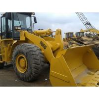 CAT 966 used Caterpillar 966G wheel loader 3.3cbm bucket capacity Manufactures