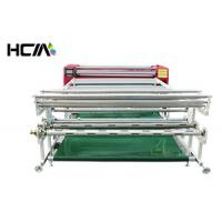 Large Format T Shirt Printing Heat Transfer Press Sublimation Machine Multifunction Roller Manufactures