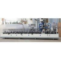 Woodwokring PUR Hotmelt profile wrapping machine Manufactures