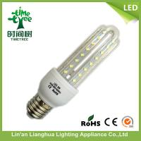 Buy cheap E27 LED Corn Light Bulb 9W 3U Dia 9mm High Lumen 50Hz / 60Hz from wholesalers