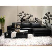 Black Non Toxic Customized Home Living Room Animal Wallpaper, Wall Sticker DW-006 Manufactures
