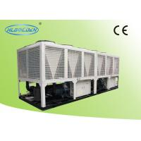China Industrial Air Conditioner Commercial Chiller Units , Air Cooled Screw Chiller 675KW on sale