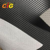Good Quality  Emboss PVC PU Leather for Car Seat Cover Germany Quality Manufactures