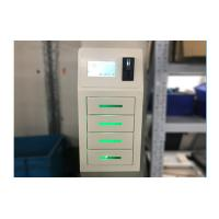 CE FCC Bar Restaurant Free Pay Mobile Phone Charging Machine with 4 Lockers Manufactures