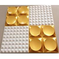 Paintable Waterproof  3d PVC Wall tile for Interior Home/ Hotel Wall decoration Manufactures