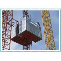 Easy Operated Building Material / Hoisting Equipment In Construction Manufactures